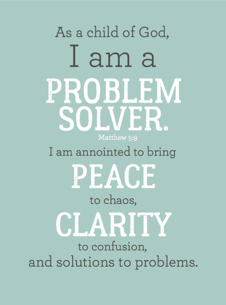 3 Habits of the Problem Solver | Joe McGee Ministries