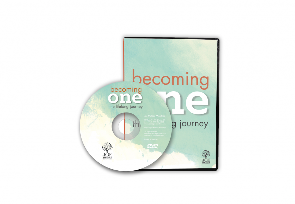 Becoming One DVD