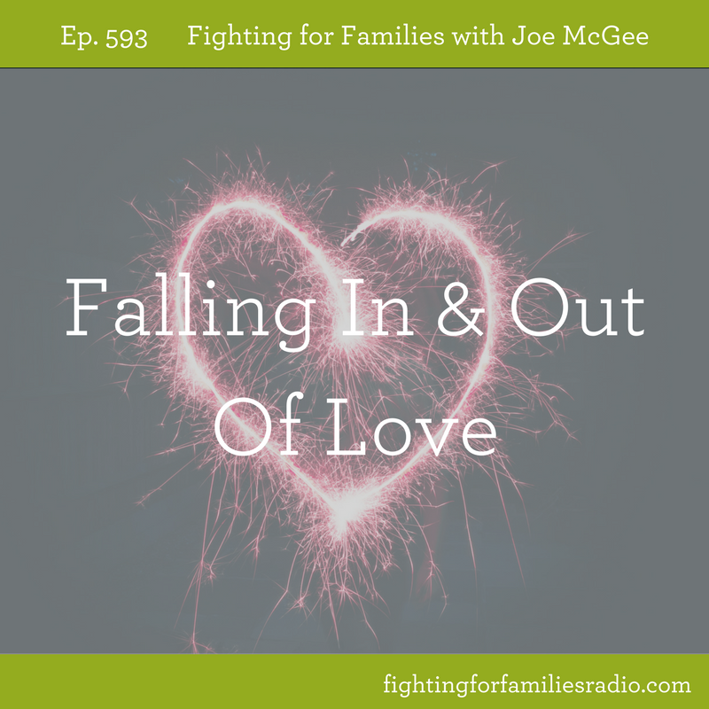 falling in and out of love