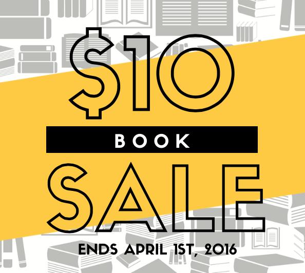 $10 Book Sale