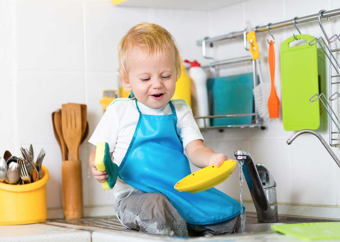 Why Your Child Needs Chores